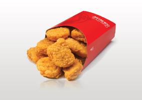 10 Piece Chicken Nuggets