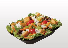1/2 Entree Salad